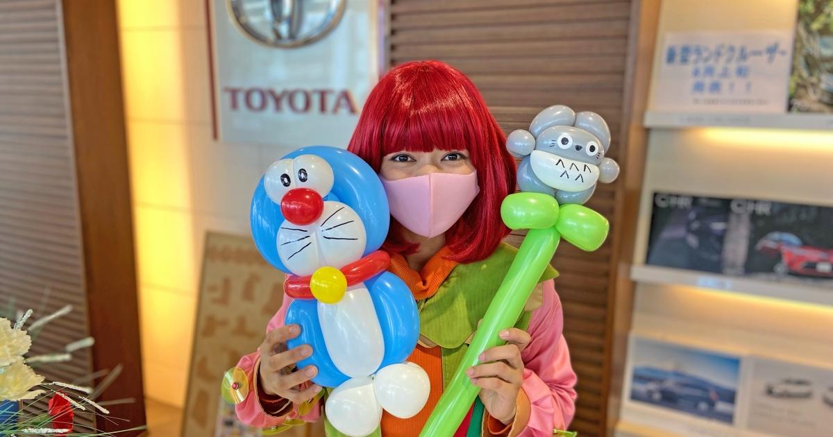 トヨフェス2021 IN 南鹿児島店 ③